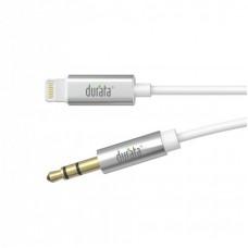 Durata Lightning to 3.5mm Audio Jack DR-MU01