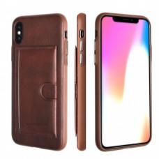 Premium Card Bag Apple iPhone 7/8/SE 2020 Bruin